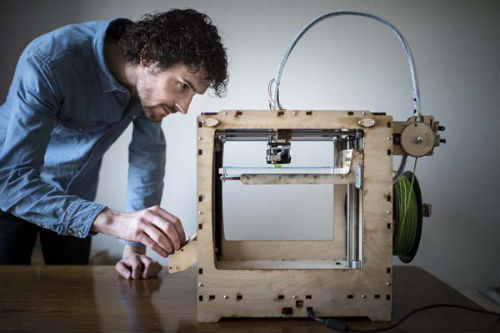 Anything is possible with a 3D printer