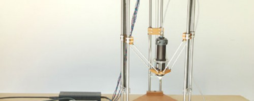 Build a Ceramic Spitting Delta 3D Printer
