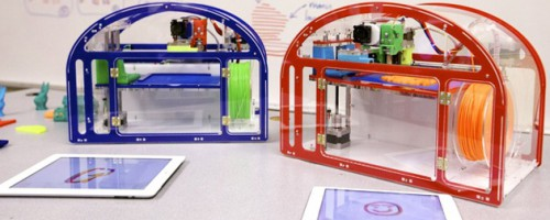 The world's first 3D Printer for children